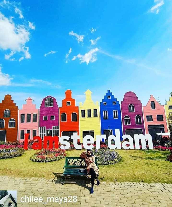 gambar i amsterdam city objek wisata celosia 3
